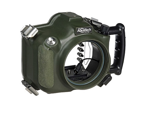 AquaTech - DC-5 V2 Sport housing for Canon EOS 5D Mk II Image