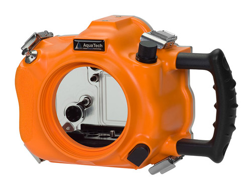 AquaTech - DC-5 V3 Sport housing for Canon EOS 5D Mk III Image