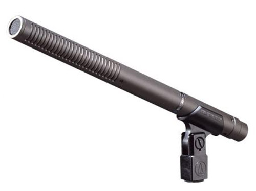 Audio-Technica - AT877 Gun Mic Image