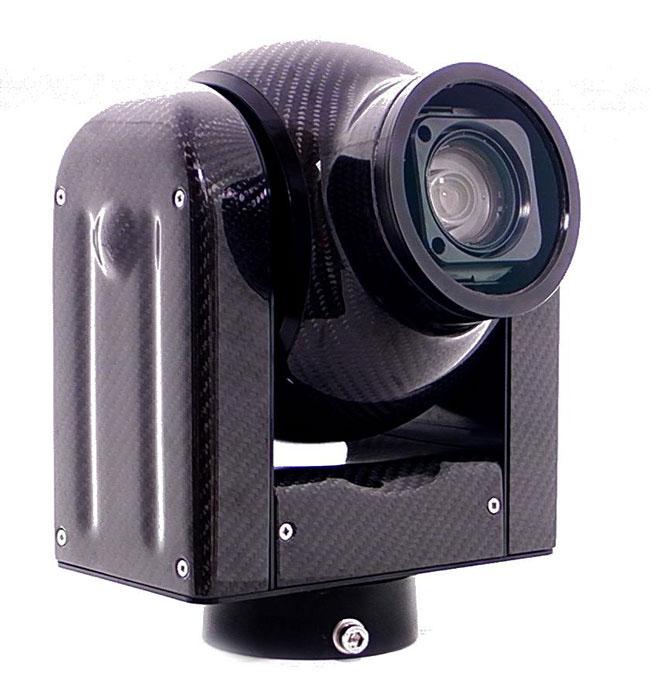 Bradley Engineering - Camball 3 PTZ Hothead Image