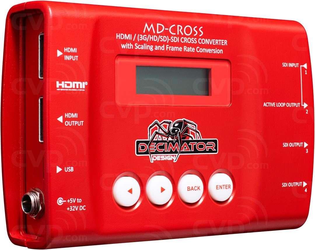Decimator MD-HX HDMI/SDI Cross Converter Image