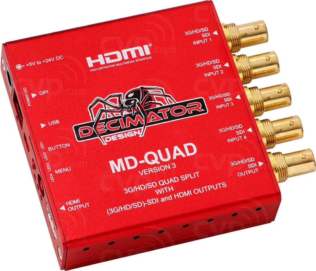 Decimator MD-QUAD Image