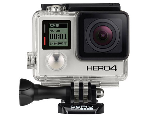 GoPro - HERO 4 Black Image