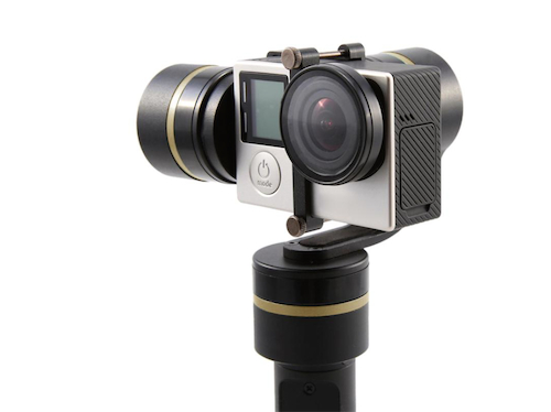 Extreme GoPro Stabilizer Image