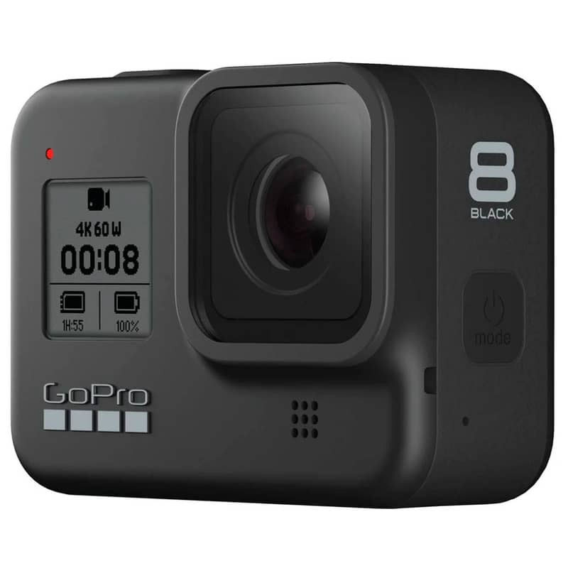 GoPro HERO8 Black Camera NEW Image