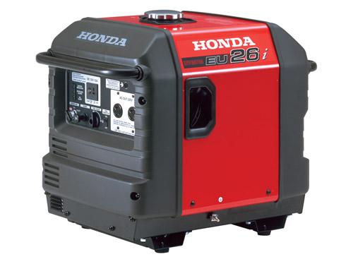 Honda - EU26i 2400w Generator Image