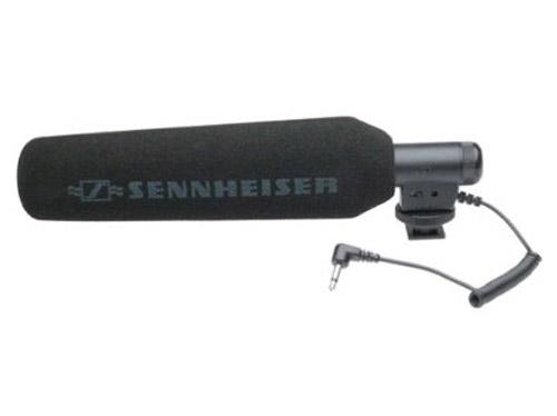 Sennheiser - MKE-300 Directional Mic Image