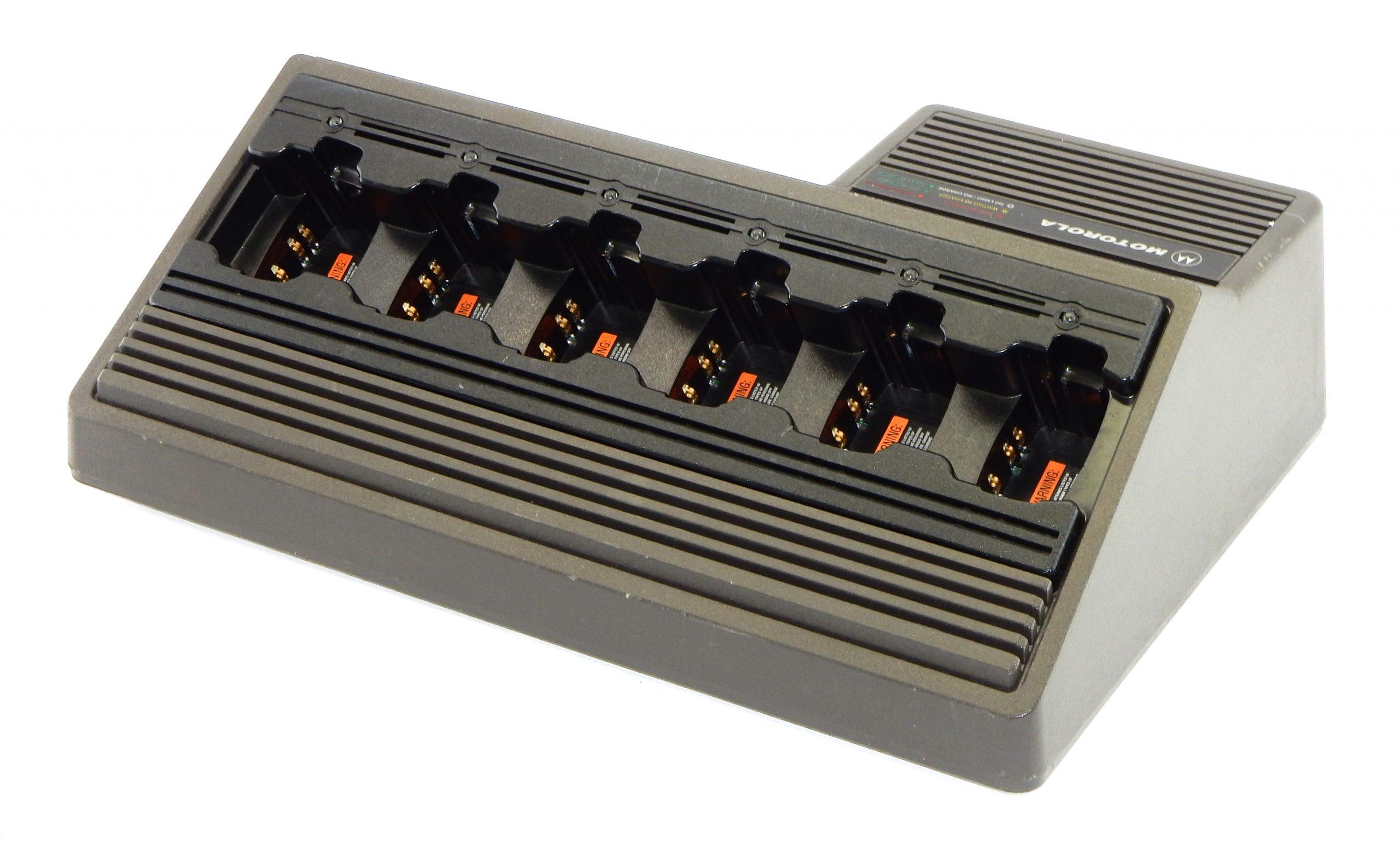 Motorola GP340 6 Way Charger Image