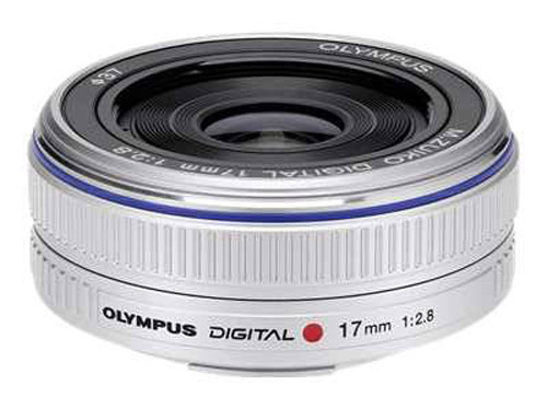 Olympus - M.Zuiko Digital Pancake Lens - 17mm - F/2.8 - Micro Four Thirds Image
