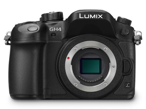 Panasonic Lumix GH4 Image