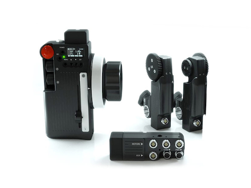 RT MOTION MK3.1 Lens Control system Image