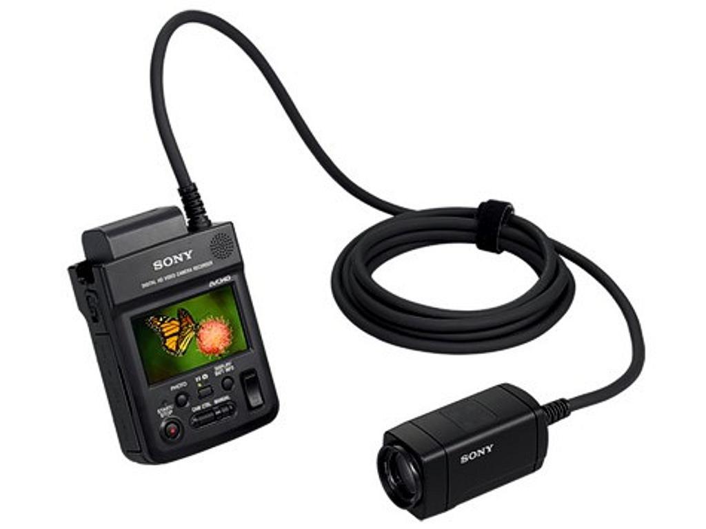 Sony HXR-MC1 Minicam USED Image