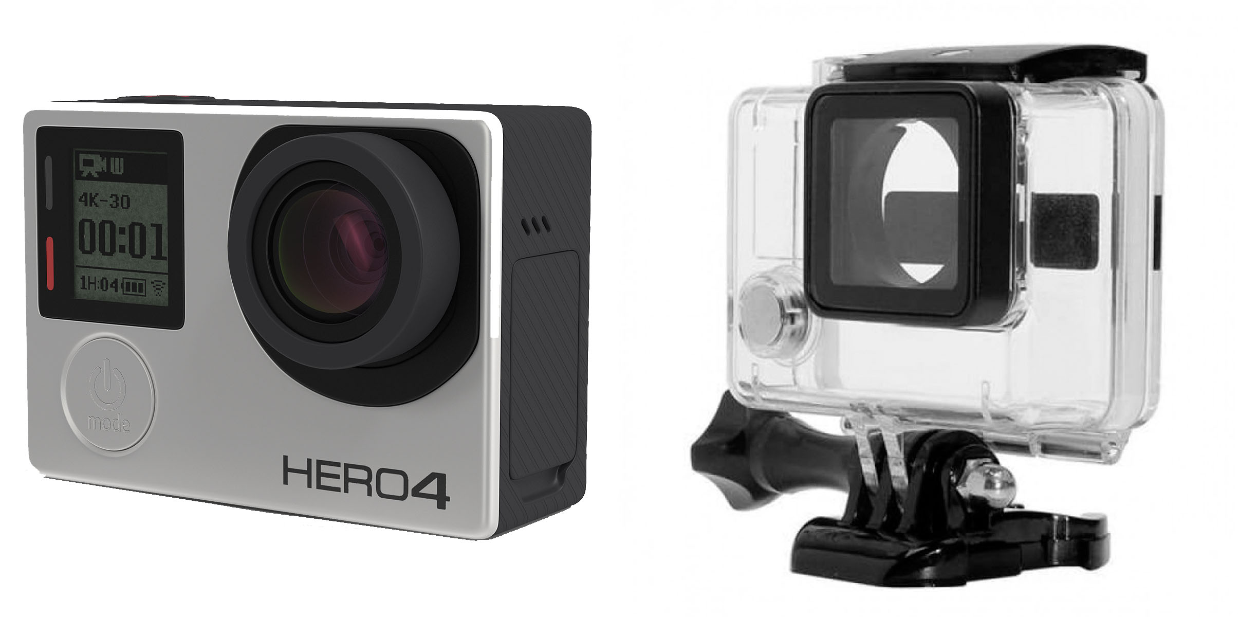 GoPro Hero 4 Black USED Image