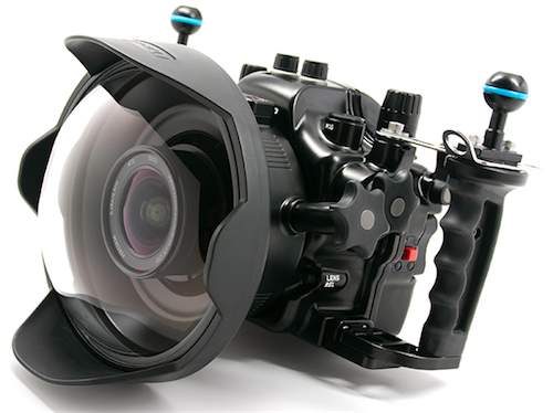 Nauticam NA-A7II Housing for Sony A7S II and A7R II Image