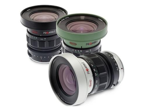 Kowa Prominar 12mm F1.8 Image