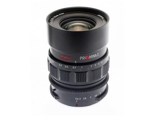 Kowa Prominar 25mm F1.8 Image