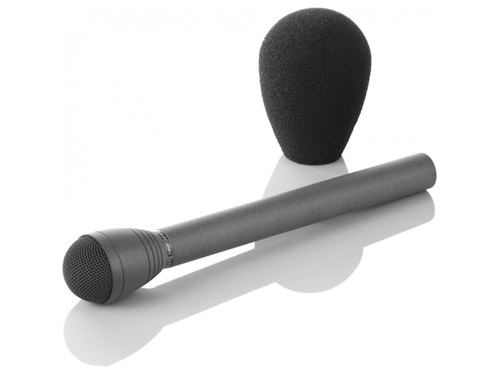 Beyer Dynamic - M-58 Dynamic ENG/EFP Microphone (Omnidirectional) Image