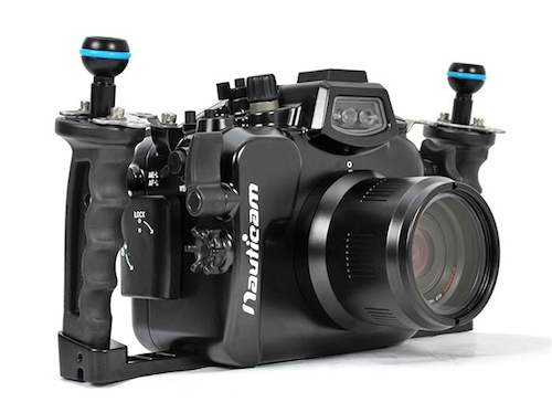 Nauticam NA-GH4 Housing for Panasonic GH4 Image