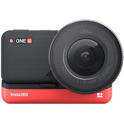 Insta360 ONE R 1-Inch Lens Wide angle Image
